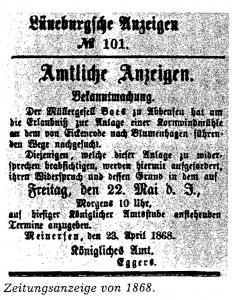 1868_amtlicher Anzeiger
