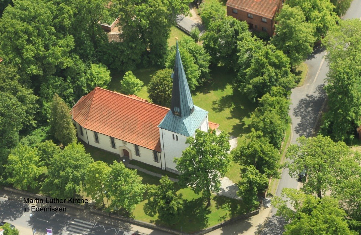 Martin Luther Kirche Edemissen