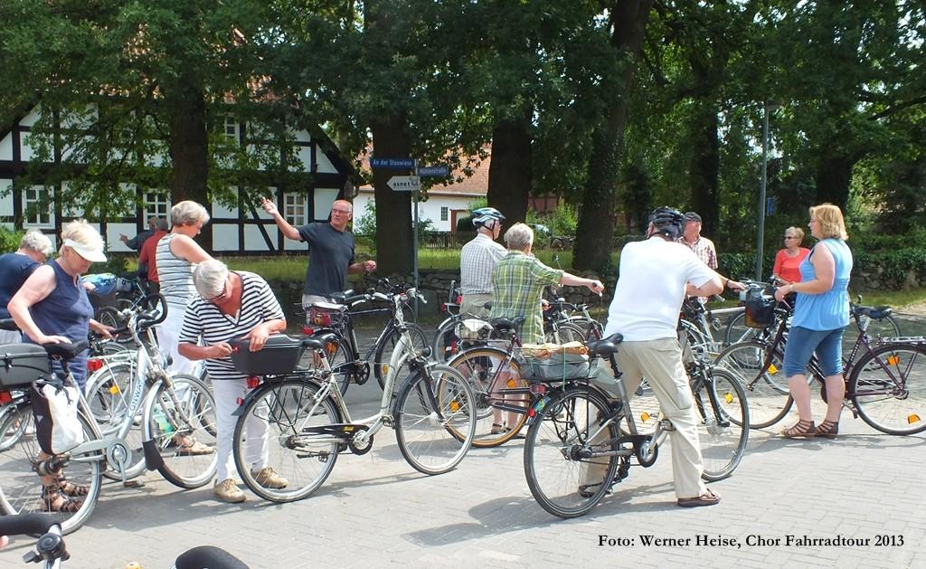 Fahrradtour 2013