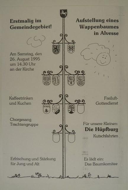 web_1995_Wappenbaum Aufstellung