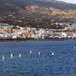 Abfahrt Las Palmas