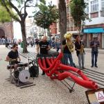Funchal Strassenmusikanten